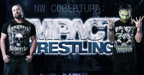 Cobertura Nosso Wrestling - Impact Wrestling
