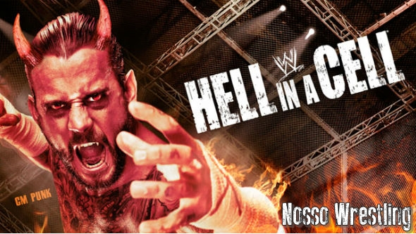 Nosso Wrestling - FIXO Hell in a Cell