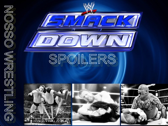 Nosso Wrestling - Spoilers Smackdown