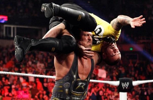 Nosso Wrestling - Ryback vs CM Punk