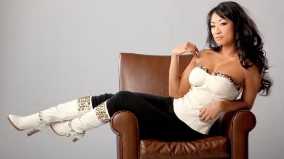 Nosso Wrestling - Gail Kim