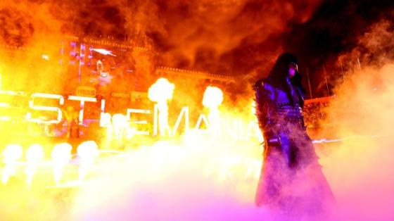 Nosso Wrestling - The Undertaker