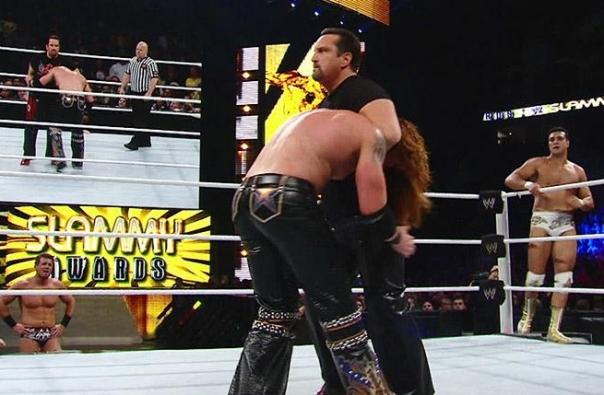 Nosso Wrestling - Tommy Dreamer retorna