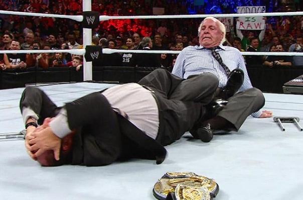Nosso Wrestling - Ric Flair retorna