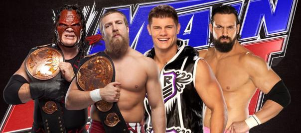 Nosso Wrestling - Cobertura Main Event