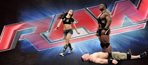 Nosso Wrestling - Cobertura Raw
