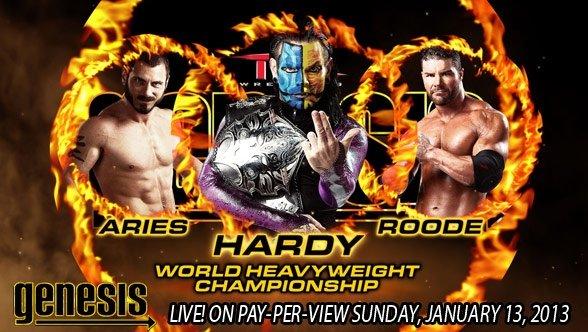Nosso Wrestling - TT WHC