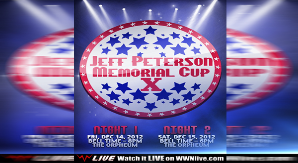 Jeff Peterson Memorial Cup