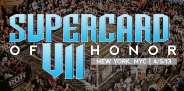 Nosso Wrestling - ROH Supercard of Honor VII