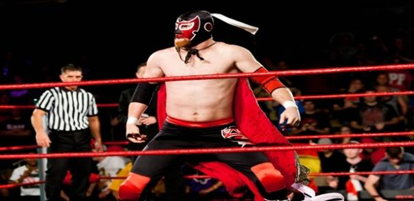 Nosso Wrestling - El Generico