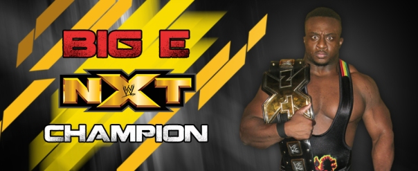 Nosso Wrestling - Big E Langston NXT Champion